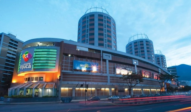 Shopping Tijuca - sala comercial com vaga de estacionamento